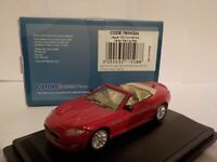 Jaguar XK, Red, Oxford Diecast 1/76 New Dublo, Railway Scale