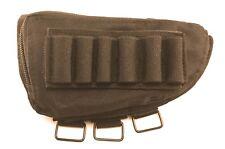 Acme Approved Shotgun Buttstock Cheek Rest Ammo Pouch - Black
