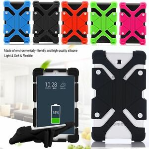 Soft Silicone Touch Shockproof Stand Cover Case For ASUS ZenPad 10 Z300C Z300CL