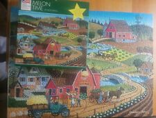 Puzzle Within a Puzzle Hollywood High Jinks By Jeff Shelly Over 550 Pieces Great American Puzzle Factory