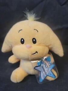 Neopets Series 1 Plush Yellow Kacheek New with Tags NWT 2007 Stuffed Animal