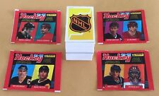 1991-92 Panini Hockey Album Stickers Complete Set NM-MT