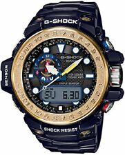 Casio GWN-1000F-2A GulfMaster Smart Access Solar Thermometer Mens Watch
