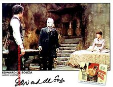 Edward De Souza Harry Hunter Phantom Of The Opera Horror Autograph UACC RD96
