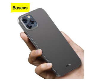 Baseus Ultra Thin Phone Case For iPhone 12 Pro Max 12Max Hard PP