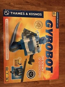 BRAND NEW Thames & Kosmos Gyrobot Science Experiment Kit Science of Gyroscopes