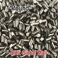 Stainless Steel Tumbling Media Shot Jeweler cylindrical Tumbler Finishing1Pound