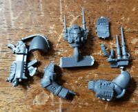 Warhammer 40k Space Marine Primaris Infiltrators Bits:Sergeant Comms Array Kit