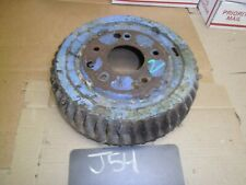1964 1972 GM A F X CHEVELLE GTO GS LEMANS CAMARO FRONT VENTED FINNED BRAKE DRUM