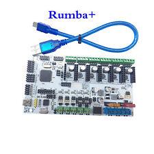 Rumba+ Control Board Rumba Board for 3D Printer Triple Extruder Diamond Hotend