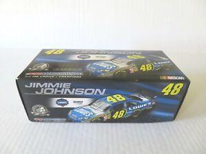 Jimmie Johnson #48 Lowe's 2008 Impala SS Car with Medallion 1:24 Action NASCAR