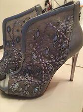 bcbg maxazria High Heels Lace Shoes Size 7