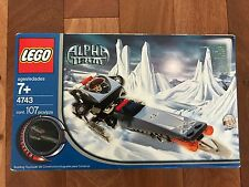 LEGO Alpha Team Set #4743 Ice Blade – NEW IN BOX - NIB