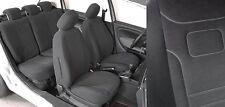 Autositzbezüge für Honda Civic Hatchback 5 Türer IX 12-17 5-Sitze Dunkel Rot