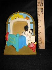 Classic Disney Wakeup Mickey Picture Frame