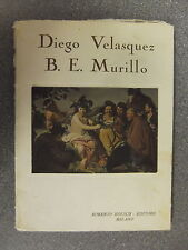 Raccolte No. 8 Iego Velasquez B E Murillo editore Roert Hoesch * Uk Post £3.25 *