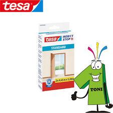 Tesa Fliegengitter Set Insect Stop Standard für Türen Insektenschutz