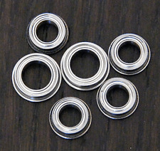 (6pcs) TEAM ASSOCIATED RC10 L4 Metal Sealed Ball Bearing Set
