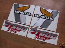 1982 Honda FT500 Ascot decal set