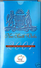 NSW Federation Set 2001 in Folder of Issue
