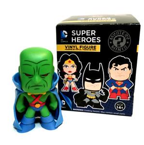 Funko Martian Manhunter Authentic Mystery Mini DC Comics Super Hero Collectible