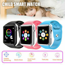 US Smart Watch + GPS GSM Locator Touch Screen Tracker SOS Call for Kids Children