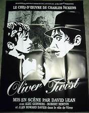 OLIVER TWIST - Newton,Guinness,Lean AFFICHE 120x160/47x63 FRENCH POSTER RR