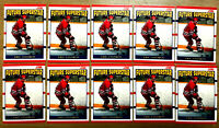 1990 Score RC ERIC LINDROS ~ 10 CARDS LOT ~ HALL OF FAME INDUCTEE ~ Send to PSA