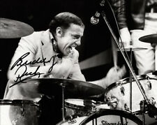 BUDDY RICH SIGNED PHOTO 8X10 RP AUTO AUTOGRAPHED LEGENDARY DRUMMER