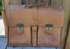 Alte Leder-Tasche