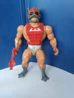 He-Man Masters Of The Universe MOTU Zodac Zodak France Musclor Complete