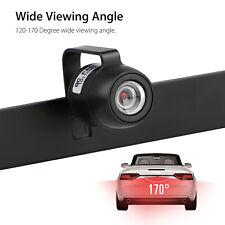 Waterproof 170° HDCar Rear View Reverse Backup Camera License Plate Night Fb2234