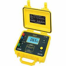 Aemc 4620 213043 4 Point Digital Ground Resistance Tester No Leads