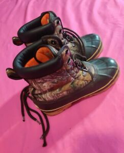 Game Winner Youth Size One Hunting Ankle Covered Boots