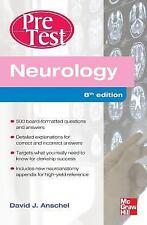 Neurology PreTest Self-Assessment and Review by David J. Anschel, PDF/E-BOOK