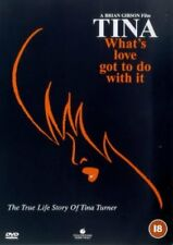 Tina - What's Love Got to do with it DVD R4 New Sealed Tina Turner