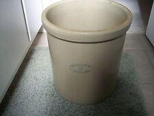 Vintage Rare MARSHALL POTTERY INC.,Marshall Texas 5  Gallon Crock. GREAT SHAPE!