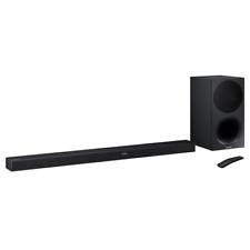Samsung 3.1 Soundbar 3-Channel, 340 Watts w/ Wireless Subwoofer - HW-MM55C
