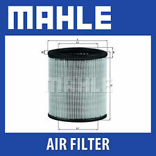 Mahle filtre à air LX715-compatibles avec citroen, peugeot-genuine part