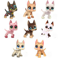 Littlest Pet Shop GREAT DANE toys LPS dog MINI DECO - NO #577