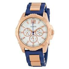 GUESS U0325L8 Comfortable Rose Gold-Tone  Women's Watch