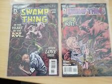 Swamp Thing DC Comics The New 52! – Heft 5-6 englisch