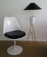 STILNOVO Mid Century ARTELUCE Black&White TABLE or  FLOOR LAMP LIGHT Deco ATOMIC