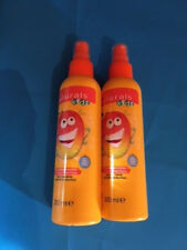 2 x Avon Naturals Kids MAGNIFICENT MANGO CRAZY HAIR TAMER 200MLS EACH