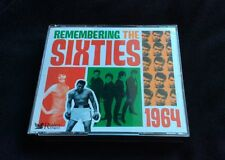 REMEMBERING THE SIXTIES 1964 3 CD SET READERS DIGEST
