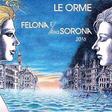 Le Orme - Felona E/And Solona 2016 [New CD] Japanese Mini-Lp Sleeve, Japan - Imp