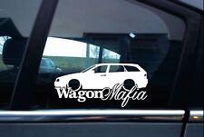 WAGON MAFIA sticker aufkleber - for Alfa Romeo 156 Sportwagon