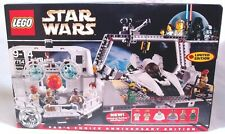 LEGO 7754 HOME ONE MON CALAMARI CRUISER 100% Complete w Box - in USA ships Free!