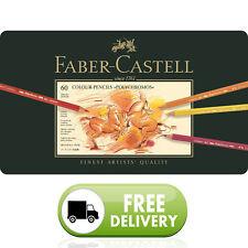 Colour Pencil Polychromos set of 60 colors Faber Castell