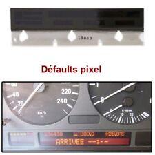 Ecran lcd compteur odb porte instrument tableau bord BMW E38 E39 X5 Range Rover